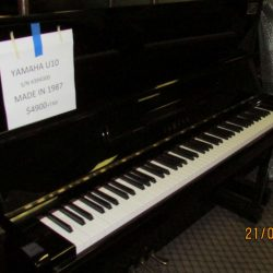 Yamaha U10 for rent