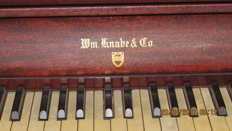Knabe piano rental