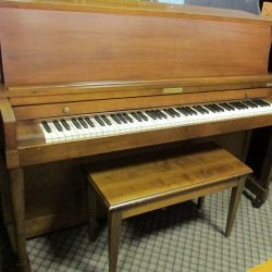 Baldwin piano for rent