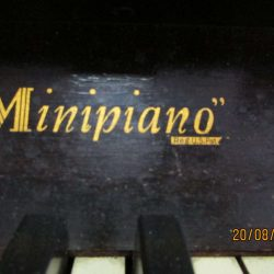 Minipiano piano for rent