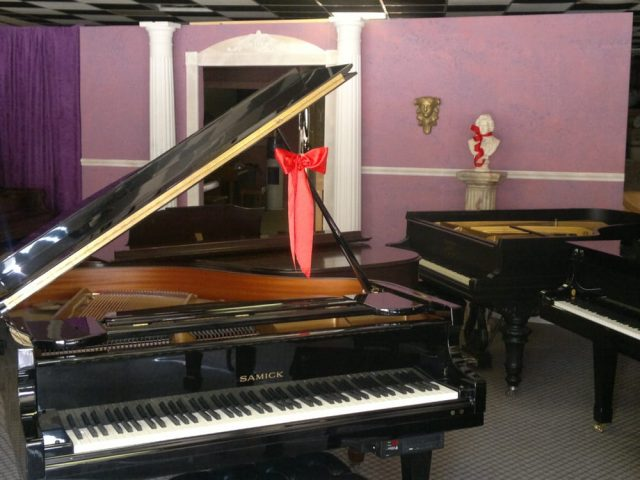 piano maintenance and care