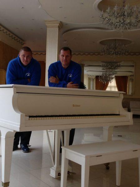 professional piano tuning